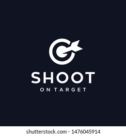 Shooting Games Logo Images, Stock Photos & Vectors