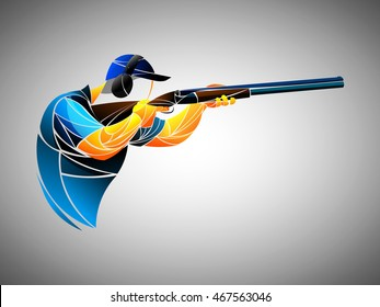 shooting sport rifle
