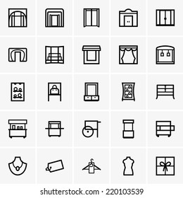 Amazing Showroom Icon Images Stock Photos Vectors Shutterstock Download Free Architecture Designs Scobabritishbridgeorg