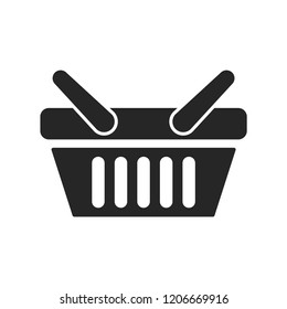Shopping baskets icon