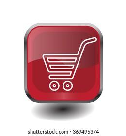 shopping cart (basket) line icon
