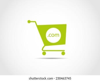 Shopping Cart Web Domain