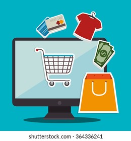 Shopping and digital marketing