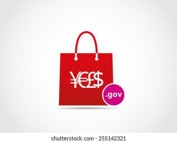 Shopping Domain Website Government