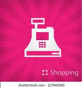 Shopping icon 8