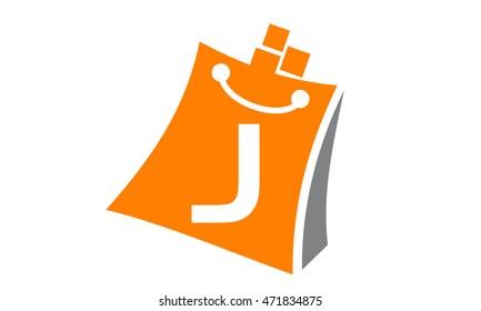 Shopping Online Initial J