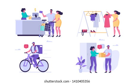 shop situations stock