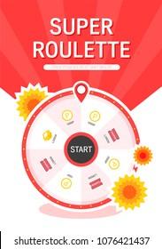 Shopping Roulette Event Design