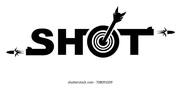 shot gun logo