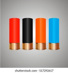 Shotgun shell hunting cartridges
