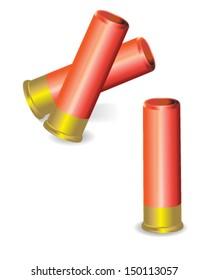 shotgun shell j vector version