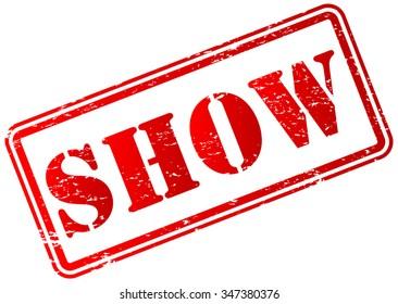 Show Stamp Badge