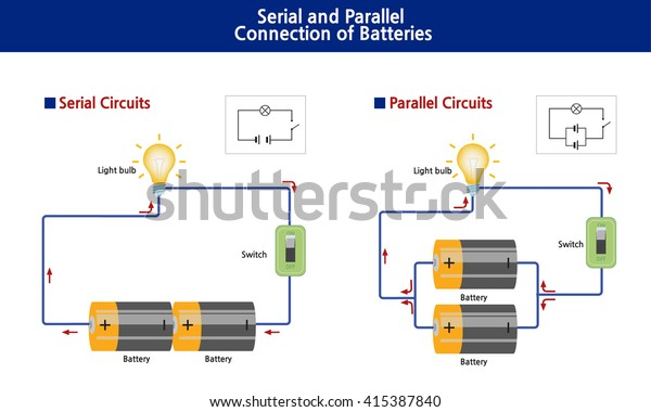 Parallel Battery Wiring Diagram