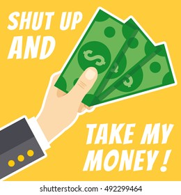 take my money images stock photos vectors shutterstock