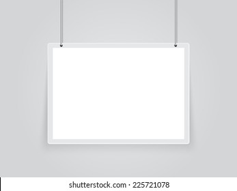 sign board hanging