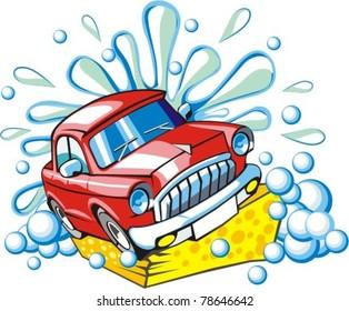 car wash bubbles images stock photos vectors shutterstock rh shutterstock com car wash clipart black and white car wash clip art images