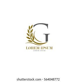 Sign the letter G Branding Identity Corporate vector logo design template