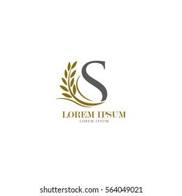 Sign the letter S Branding Identity Corporate vector logo design template