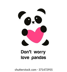panda love images stock photos vectors shutterstock