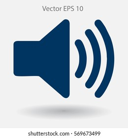 sign sound included vector picture