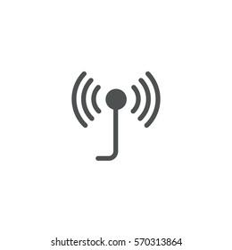signal icon. sign design
