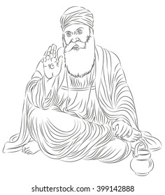 Sikh First Guru