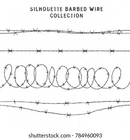 SILHOUETTE BARBED WIRE COLLECTION