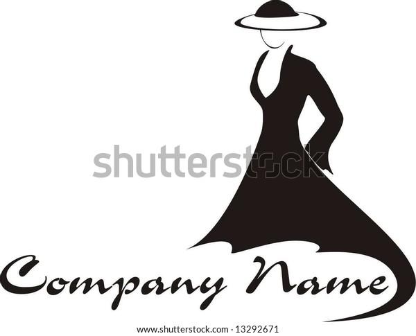 silhouette-beautiful-woman-logo-vector-6