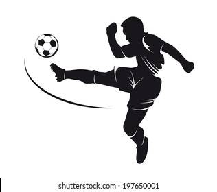 Football Player Clipart Images Stock Photos Vectors Shutterstock