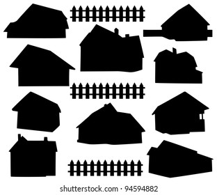 house silhouette images stock photos vectors shutterstock