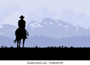 Lone Rider Images, Stock Photos & Vectors | Shutterstock