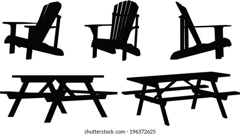 Adirondack Chair Images Stock Photos Amp Vectors Shutterstock