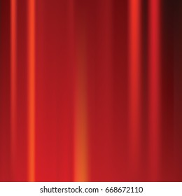 Silky red abstract background