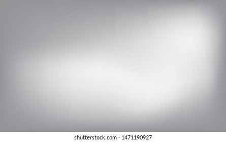 silver background. Gray background. gradient silver vector background