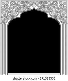 Silver Decorative Frame