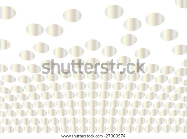 Silver dots background