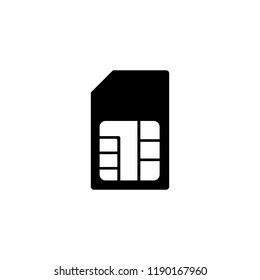 sim card simple logo