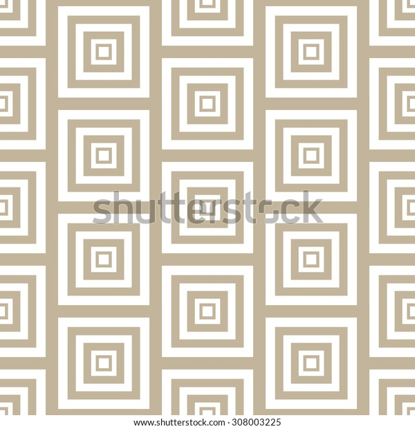 Simple Abstract Seamless Pattern Vector Illustration EPS10