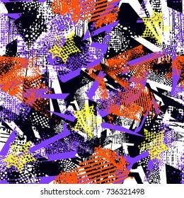 simple abstrakt pattern