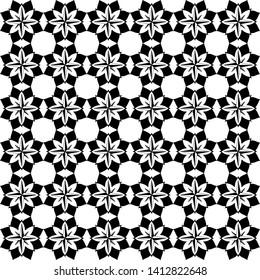 simple batik walpaper vector design