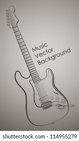 15 432 Guitar Guitar Outline Images Royalty Free Stock Photos On