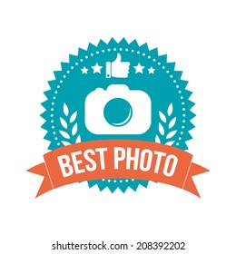 Simple Best Photo Banner Tag