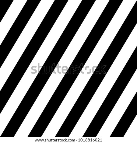 Simple Black White Angle Sloping Lines Stock Vector Royalty Free