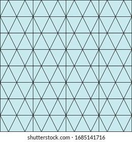 simple  blue geometric ,mosaic,tile  background for design
