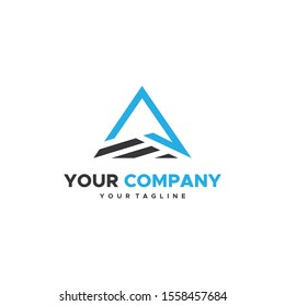 simple and brilliant logo design Initial EA, AE logo template, business and web logos