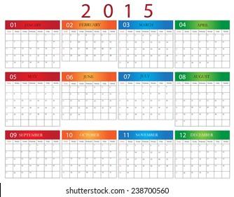 Calendario Lunar Febrero 2020.Vectores Imagenes Y Arte Vectorial De Stock Sobre
