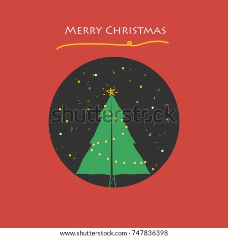 Simple christmas greetings convey love warmth stock vector royalty simple christmas greetings convey love warmth and happiness m4hsunfo