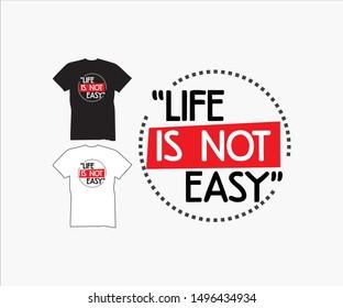 Simple &  Elegant, design for T-Shirt, symbol, logo, emblem