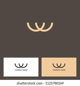 Simple and elegant logo design