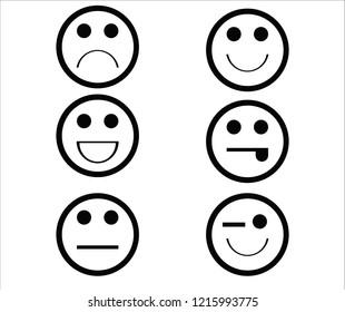 Simple Emoticon Pack